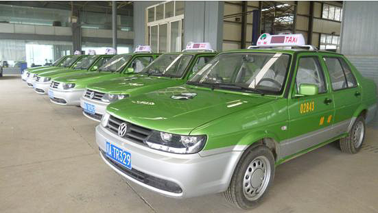 所更新车辆全部为双燃料车型